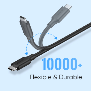 UGREEN USB-C to USB 3.0 Micro B Cable, Fast Charging and Sync Data Transfer Cord