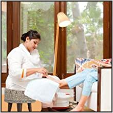 stool for sitting home pedicure manicure footrest footstool elevate feet comfortable sitting mudha