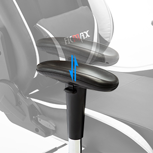 gaming chair PU adjustable Armrest