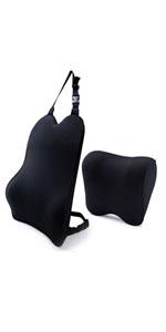 car seat back cushion