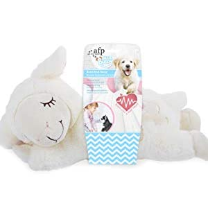 All for Paws Puppy Behavioral Aid Heart Beat Toy