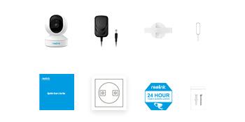 wifi camera wireless home security