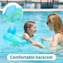 baby swim float with seat pocket