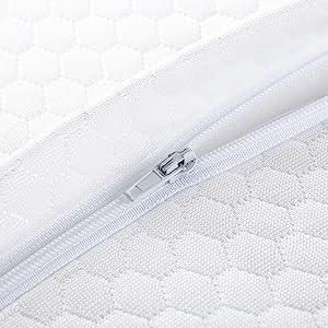removable pillowcase