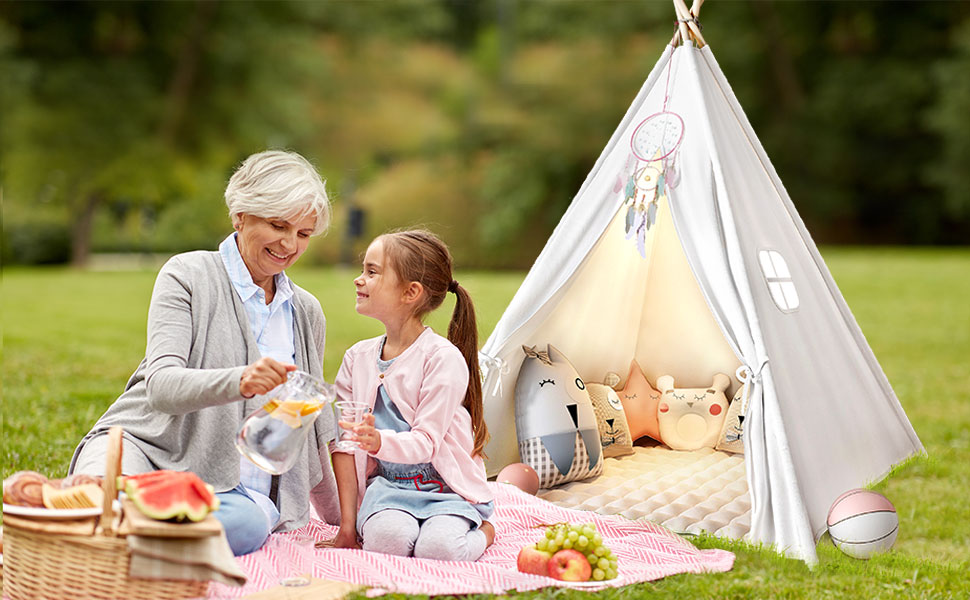 kids teepee outdoor