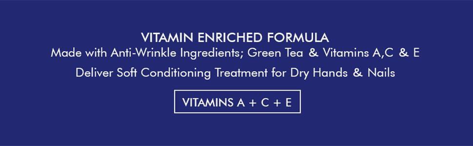 vitamin enriched formula