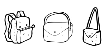 multi-purpose bags for women