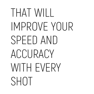 will increase speed and accuracy