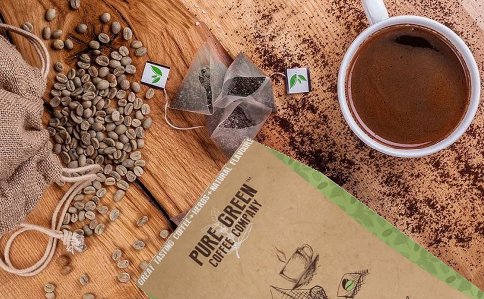 pure green coffee detox skinny weight loss