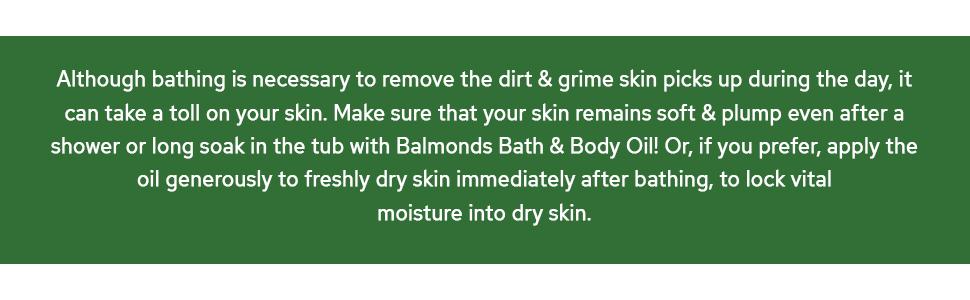 Balmonds Bath amp; Body Oil