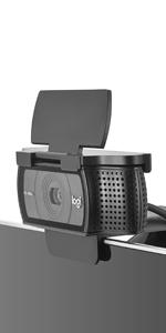 Logitech webcam cover