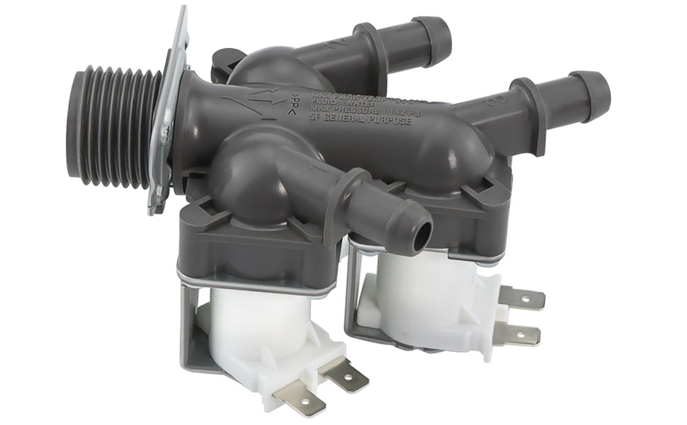 This water valve is a replacement for L G 5221ER1003A.