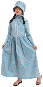 pioneer girls dress