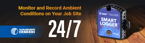 Smart Logger - Monitor and Record Ambient Conditions on Your Job Site
