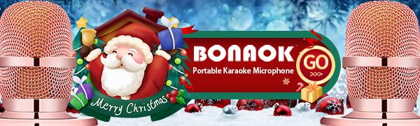 BONAOK microphones