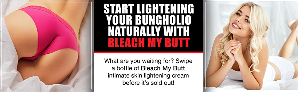 Home buttocks to how bleach at 12 Natural