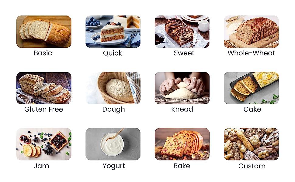 Saki Bread Maker
