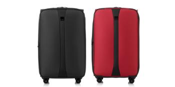 tripp luggage, large suitcase, medium suitcase, cabin luggage, soft shell luggage, travel luggage