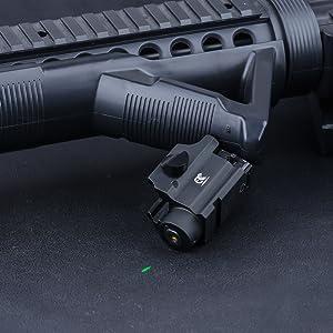 gun flashlight