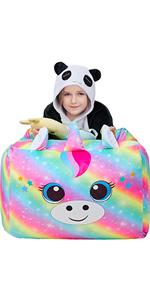 Bean Bag Cover for Kids