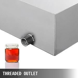maple syrup evaporator pan