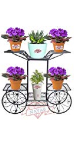 balcony garden railing hanging wall gamla nayab handicrafts sharpex green gardenia pot plant stands