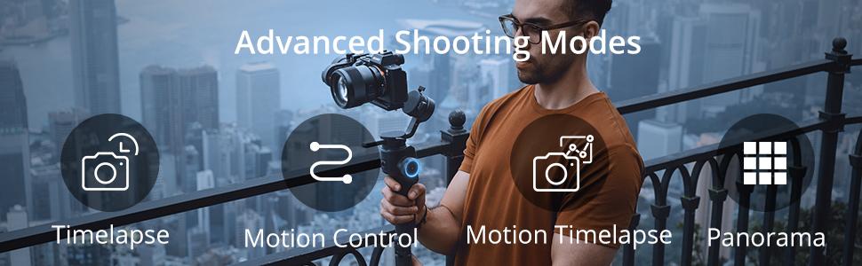 Advanced Shooting Modes