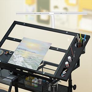 EppieBasic Led Desk Lamp for Drawing
