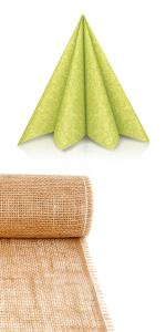 servietten grün