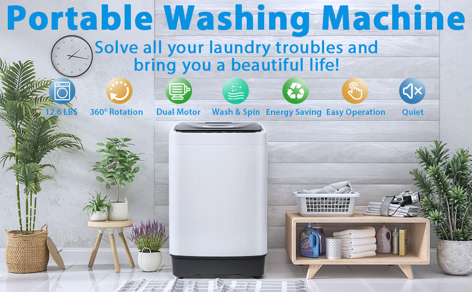 portable washing machine and dryer combo for apartments washing machine sink