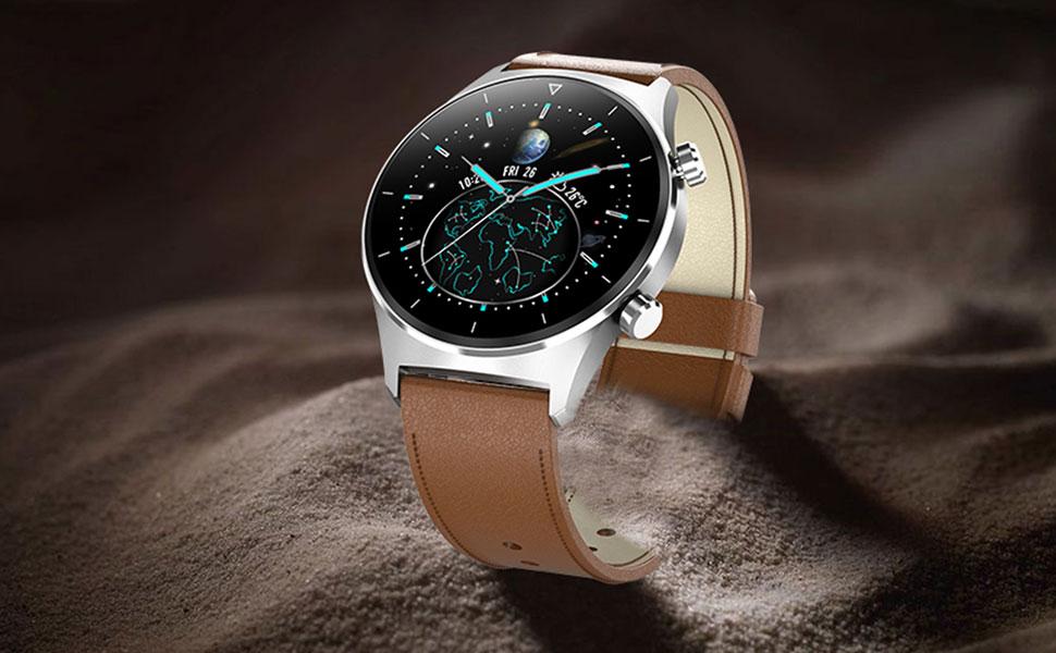 fitness tracker smartwatch for men