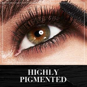 Dazller Pigment, Dazller Mascara