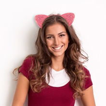 Kitty cat headbands