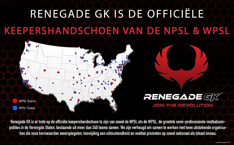 Renegade GK Vortex Series (EBC NL)