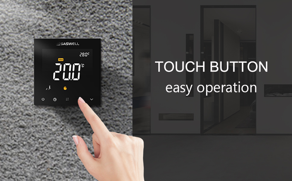 baseboard heating with thermostat room thermostat wireless programmable thermostat