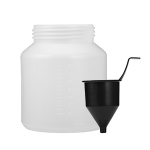 Right Size Container & Viscosity Cup
