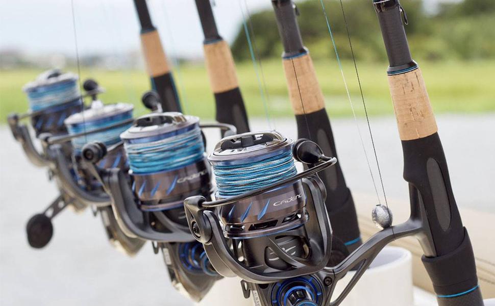 spinning reel fishing reel