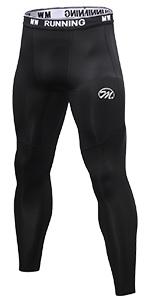 Men's compression pants