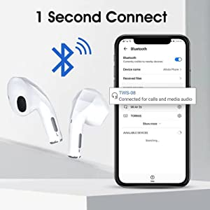 1 Second Connect