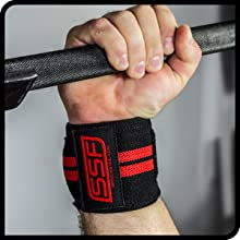 Wrist Wrap, Weightlifting, Powerlifting, Cross-Fit, Wrist Support