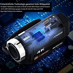 legria kamera,vlogging camera,4k,youtube ausrüstung,youtube mikrofon,4k ultra hd,camcorder mit mikro