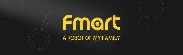 Fmart 1200Pa Robot Aspirador de Limpieza, Carga automática ...