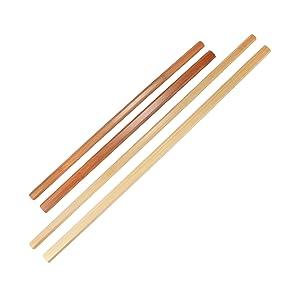 Bamboo lacrosse shafts sticks