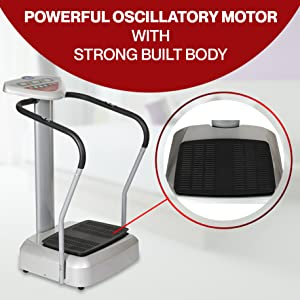 Powerful Oscillatory Motor