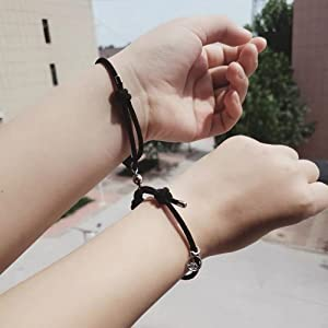 promise bracelets for couples