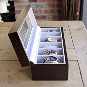 watch case box cases boxes men watches travel luxury storage travel luxury mens jewelry box watchbox