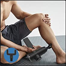 hypervolt massage device  OBOR Deep Tissue Massage Gun Electric Full Body Handheld Muscle Percussion Massager 5 Speed Adjustable Quiet & Powerful Device for Personal Health Care e3a3f9ce 9d88 4ee5 b1fe 746f5e7e78d7