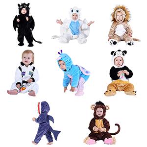 Hsctek baby costume