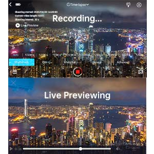 Live Preview + Change Settings On the Fly