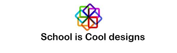 School is Cool designs logo